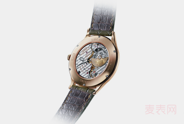 回收王源代言的萧邦L.U.C系列二手手表一般几折?
