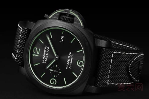 奢华档次的沛纳海RADIOMIR系列手表高价回收可能性大吗?