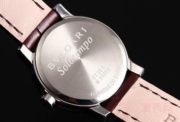 不被熟知的宝格丽SOLO TEMPO二手手表回收价格低至三折
