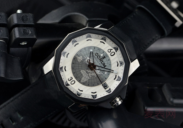 """""""把世界戴在手""""的二手昆仑海军上将杯系列回收手表如何?"""
