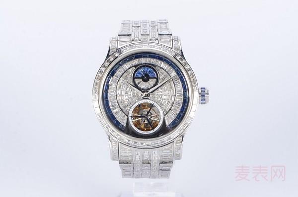 百年传承的积家大师系列Q1663314二手手表回收多少钱