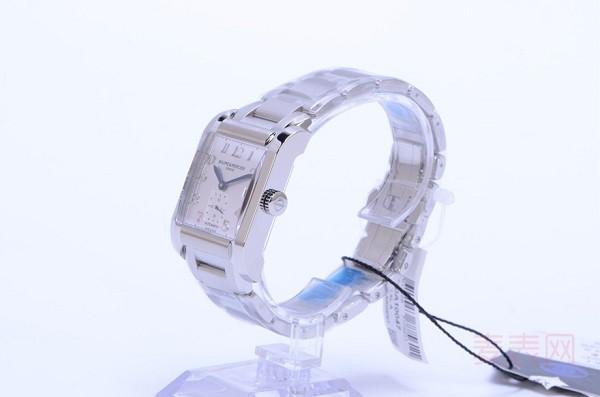 名士汉博顿手表回收价怎么评估 商家主要针对哪几点
