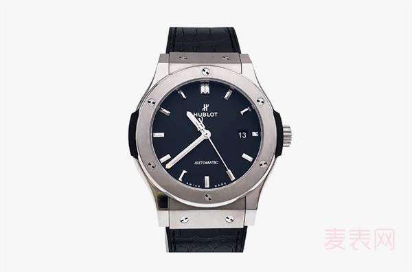 宇舶经典融合系列热度竟会影响二手手表回收价格!
