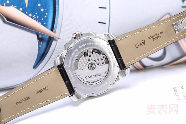 卡地亚W7100037手表回收多少钱 对它而言五折算高吗?