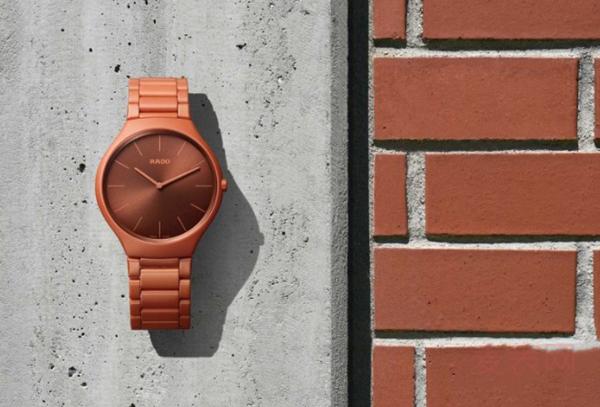 哪里高价回收特别版雷达True真我超薄幻彩手表?