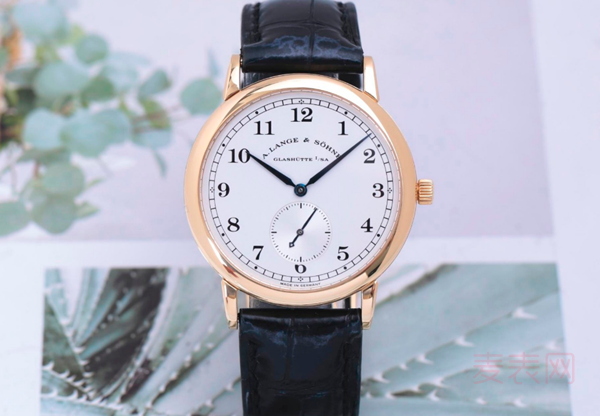 二手朗格1815系列在手表回收店里有几折回收价格呢?