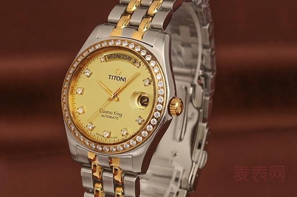 回收梅花777二手表价格会因自身好成色而水涨船高!
