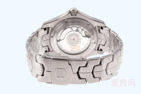 二手泰格豪雅林肯系列WAT2315手表回收迎来翻身好价