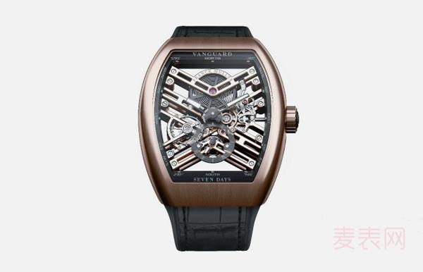 回收二手法穆兰CRAZY HOURS手表获高价的方法是?