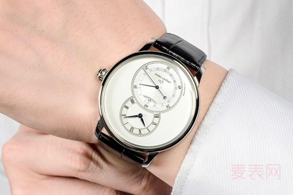 雅克德罗J007030242二手手表回收价格因偏心技术一涨再涨!