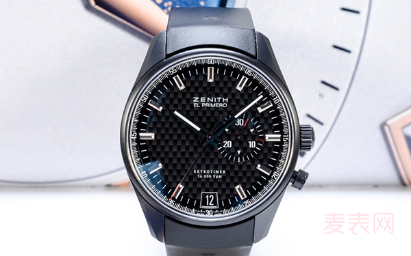 内部维修过的真力时二手手表回收大概多少钱?