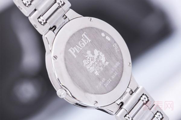 准新伯爵珠宝腕表系列名表回收价位竟2折 何以至此?