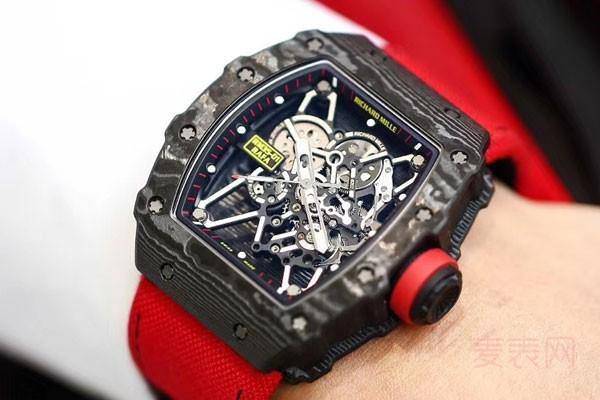 理查德米尔二手手表回收多少钱