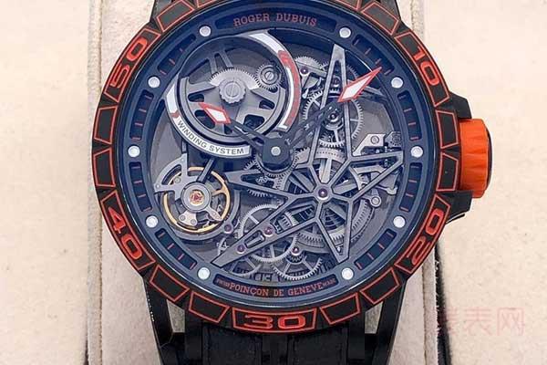 手表回收一般折旧多少钱