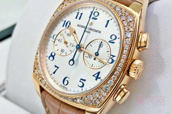 江诗丹顿手表回收价格一般多少