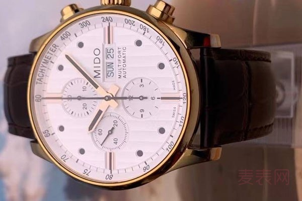 美度会回收自家卖出的手表吗?