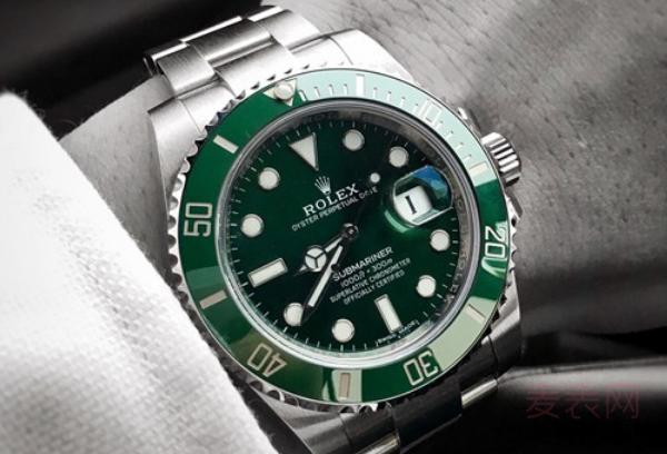 手表一般几折回收不算吃亏