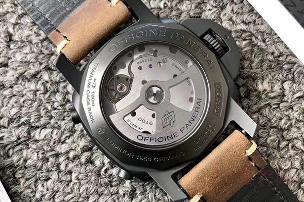 回收沛纳海腕表如何做能得到高价?