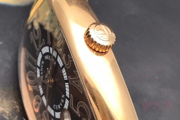 二手法穆兰手表回收有多少钱