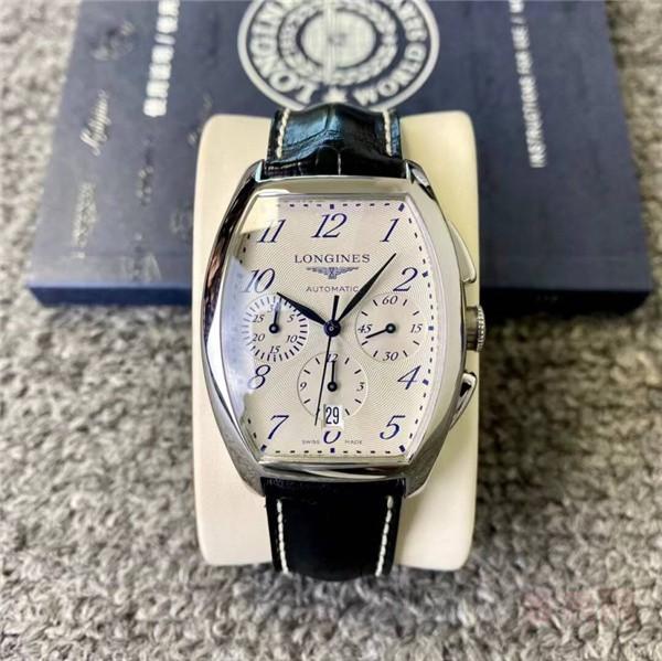 浪琴手表回收一般几折?