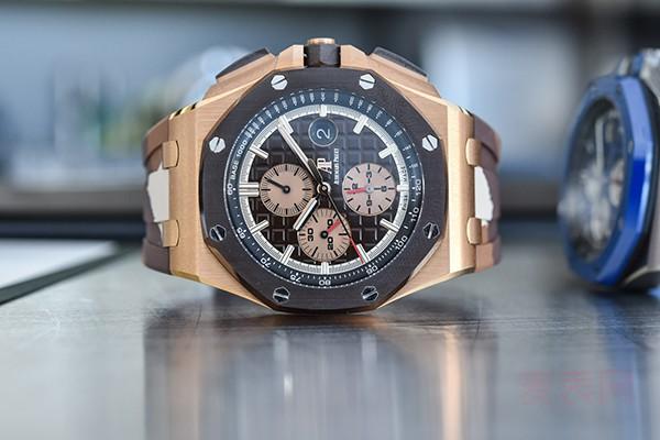 二手爱彼手表怎么回收可以提高价格