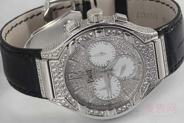 原价20万的伯爵手表能卖多少钱?