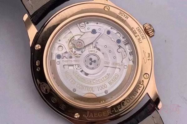 回收积家二手手表价格高吗
