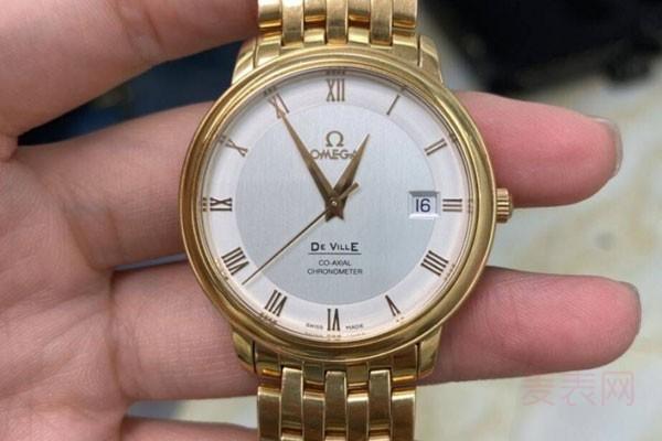 外面回收二手手表靠谱吗
