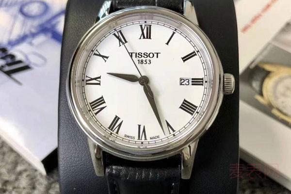 天梭力洛克经典手表能回收多少钱