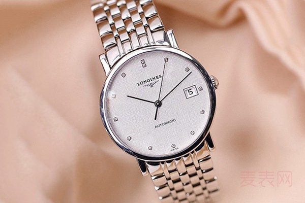 网上能回收浪琴手表吗?