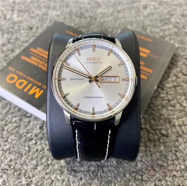 最新美度手表回收价格查询已抵达