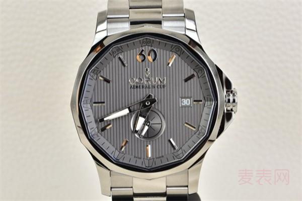 没有配件的手表回收哪个机构靠谱点