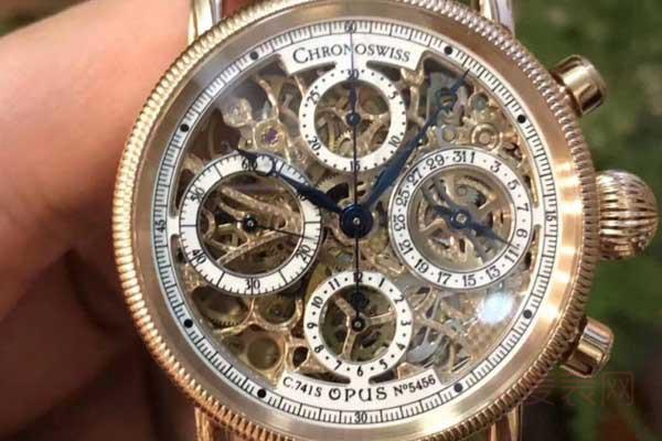 二手瑞宝手表回收难逃低价挡路虎