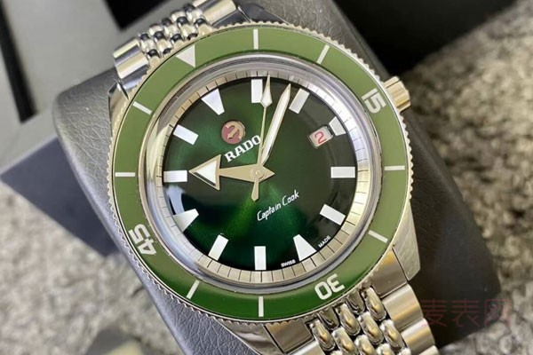 雷达手表怎么回收能有7折高价