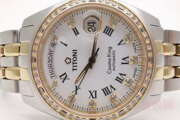 回收瑞士老梅花手表价格了解这些因素能提升