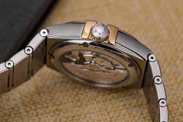 12年的欧米茄手表2手能卖多少钱