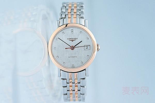 浪琴镶钻手表回收价格受这些因素影响