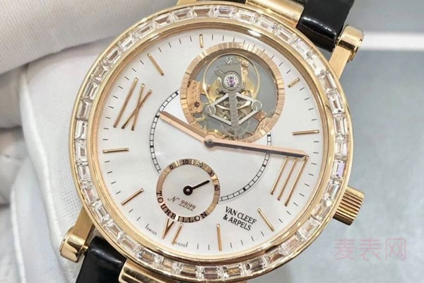 梵克雅宝限量二手表能卖多少钱