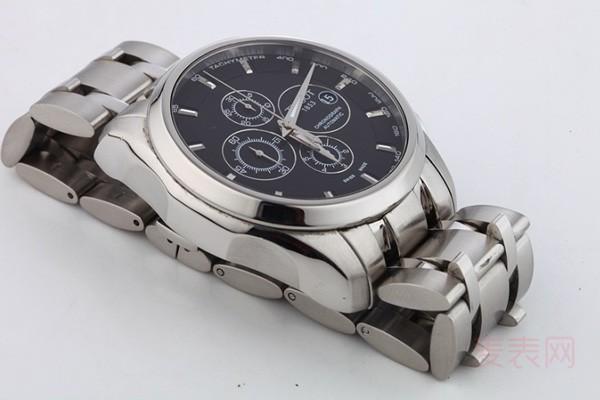 天梭二手手表回收估价能有几折?