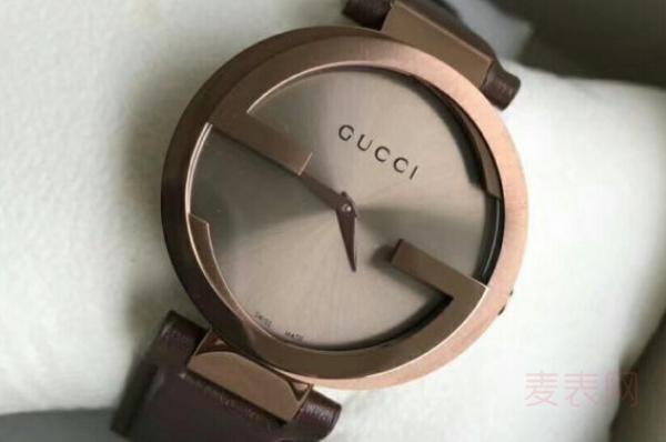 古驰的手表有回收的吗 新回收方便不止一点点