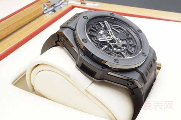 全套宇舶手表二手能卖多少钱