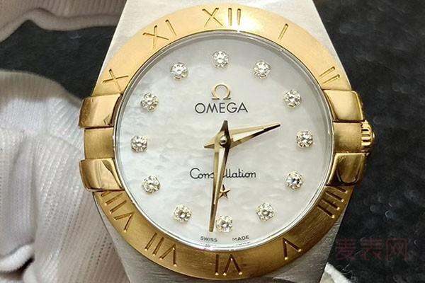 欧米茄间金星座手表回收价格怎么样
