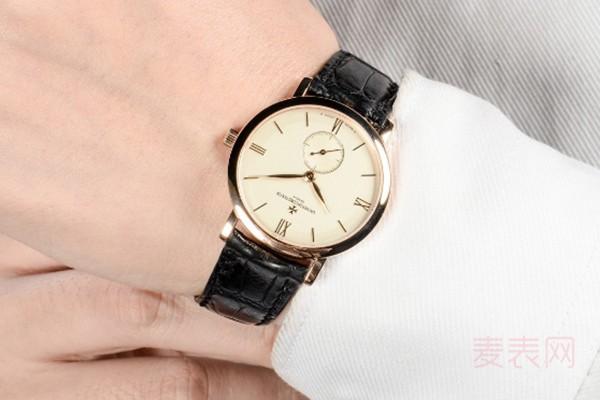 高价回收江诗丹顿手表的因素有哪些