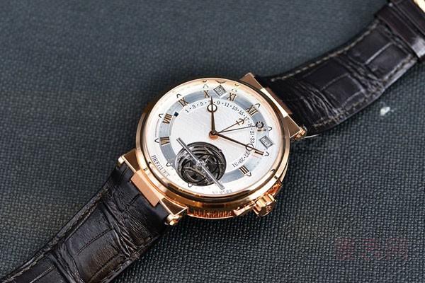 回收宝玑手表多少钱 主要看成色