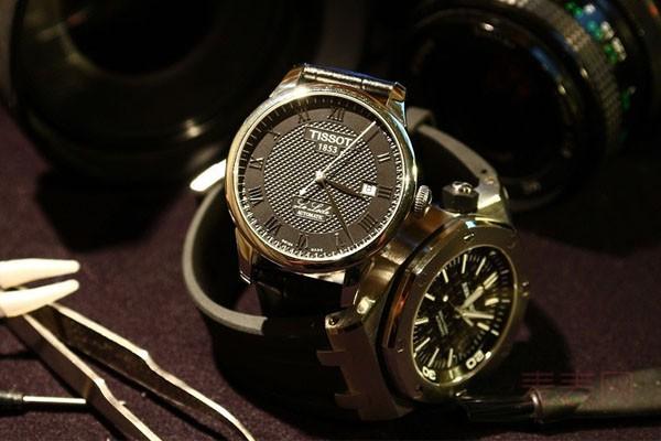 公价四千元的天梭表回收价位低 亲民手表回收不如意