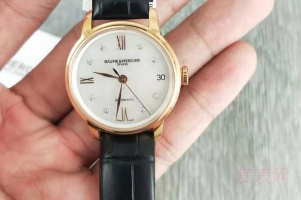 名士表二手手表回收才三折正常不
