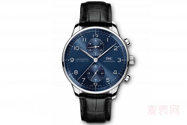 iwc万国表手表回收二手值多少钱