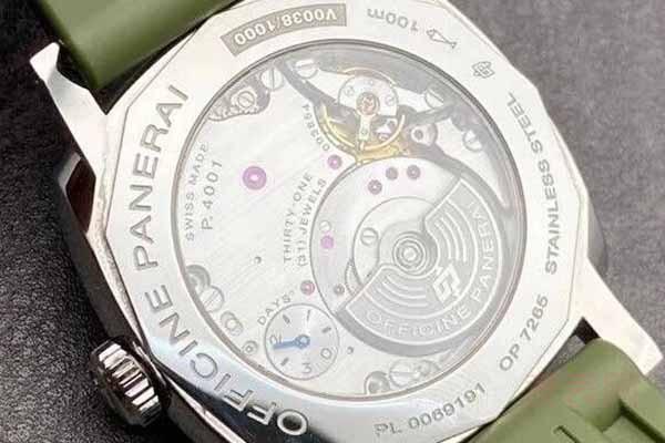 表镜磨损的沛纳海pam00735能卖多少钱