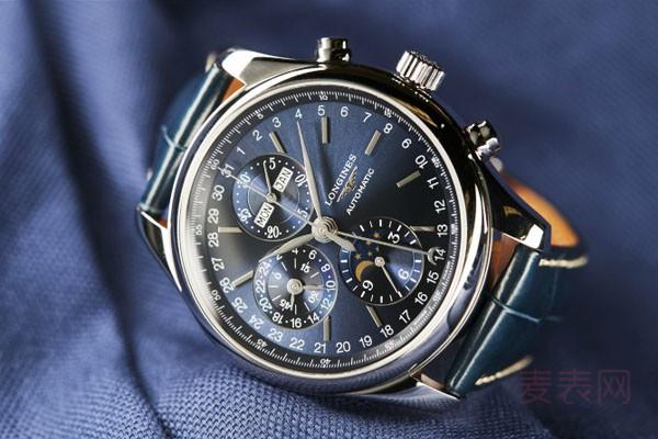 刚买一天的浪琴手表回收可以卖到原价吗