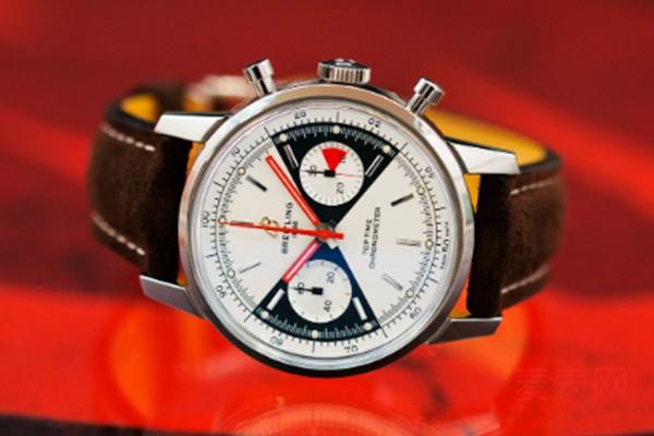 回收百年灵手表价格受品牌影响吗